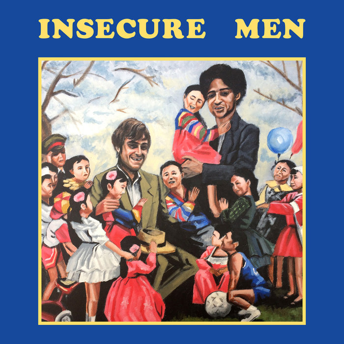 Insecure Men Album Cover
