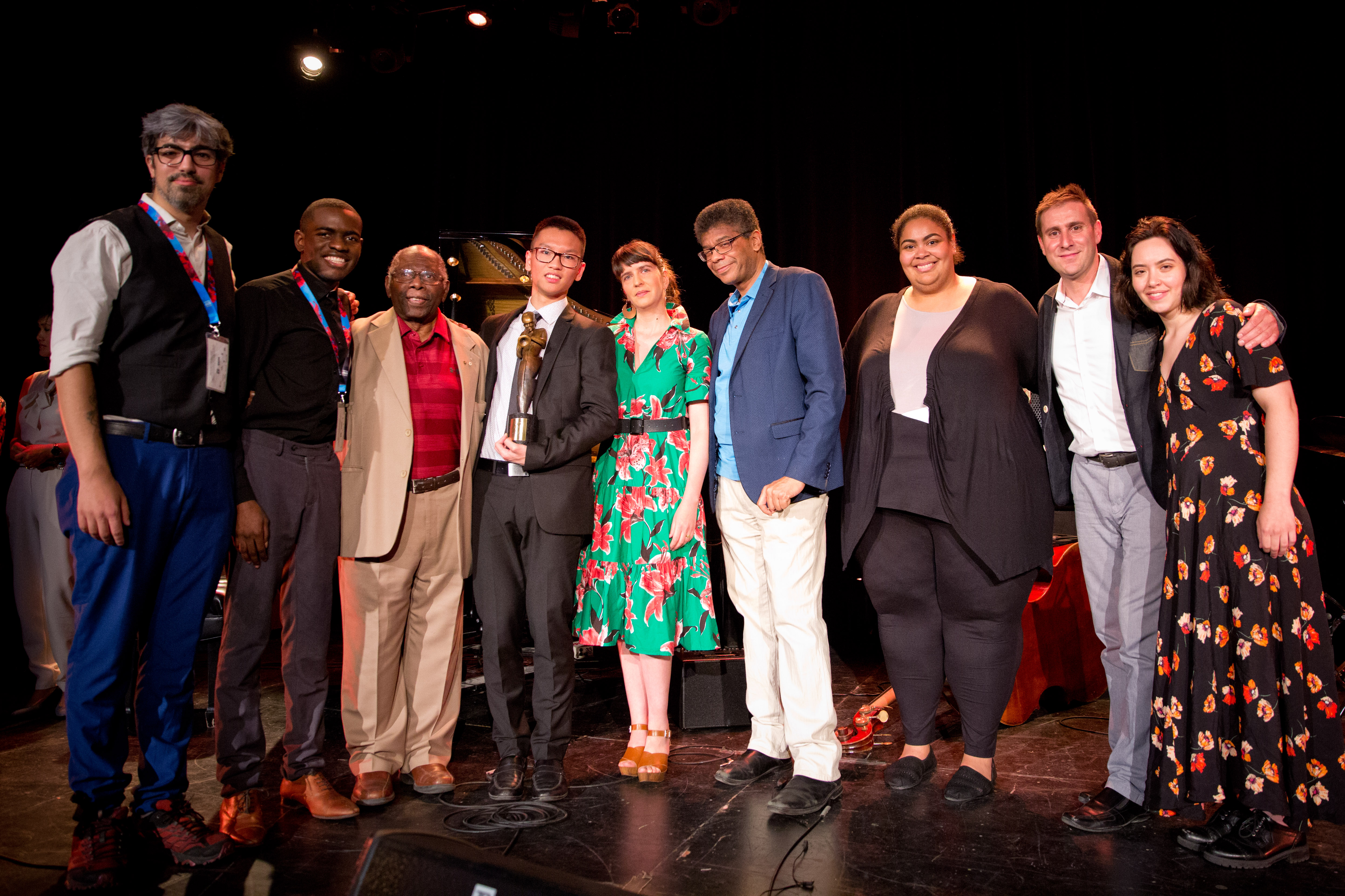 Prix Oliver Jones JAZZ 2019