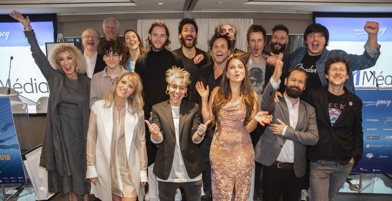 Lauréats du Gala de la SPACQ