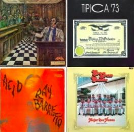 Iconic '70s Latin Salsa
