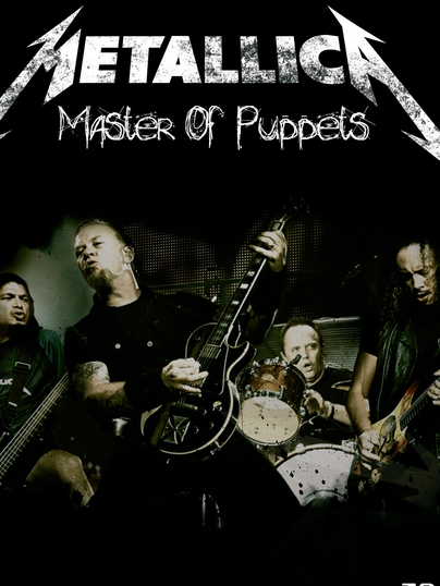 Metallica Masters of Puppets