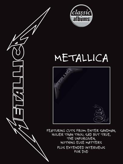 Metallica Documentary Black Album
